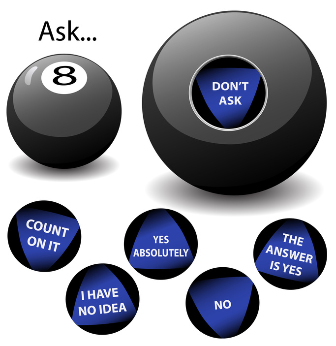 oracle 8 ball
